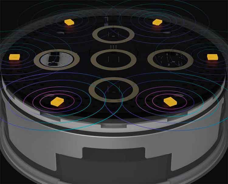 altavoz inteligente con Cortana
