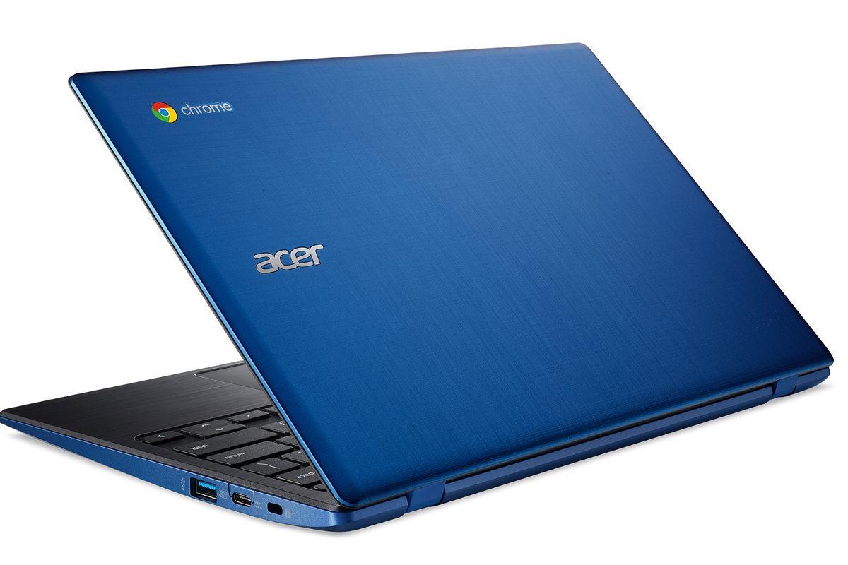 Acer Chromebook 11 de perfil