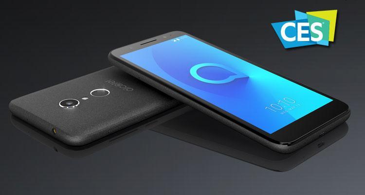Nuevo teléfono Alcatel 5 en CES