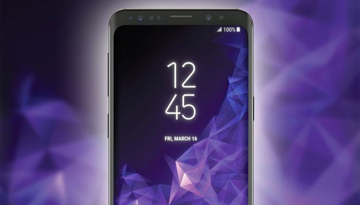 Fondo del Samsung Galaxy S9