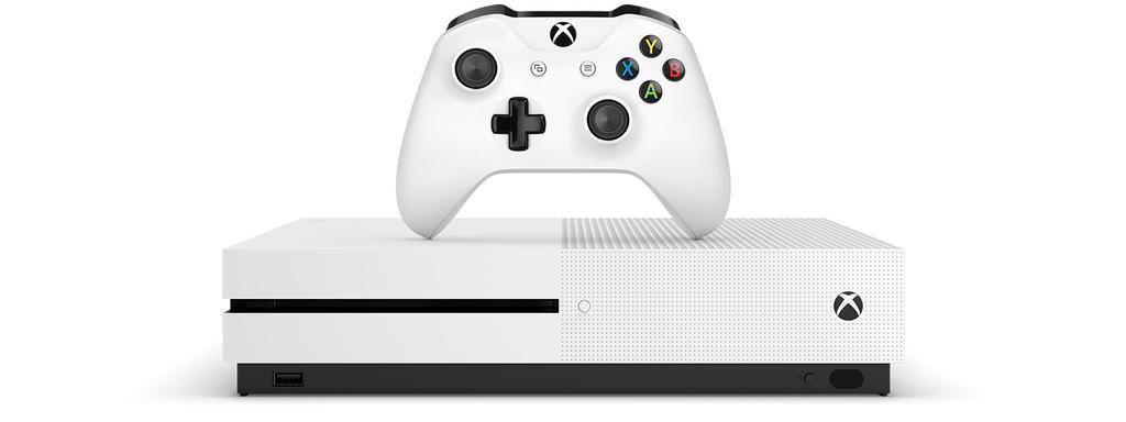 Dsieño y mando de la Xbox One S