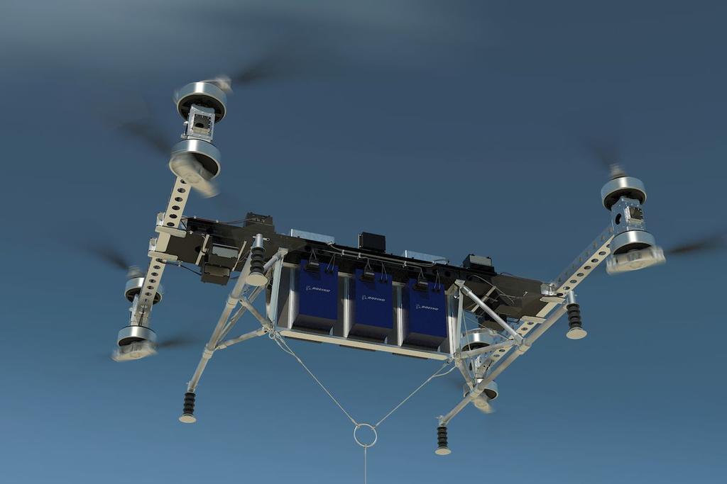CAV Boeing