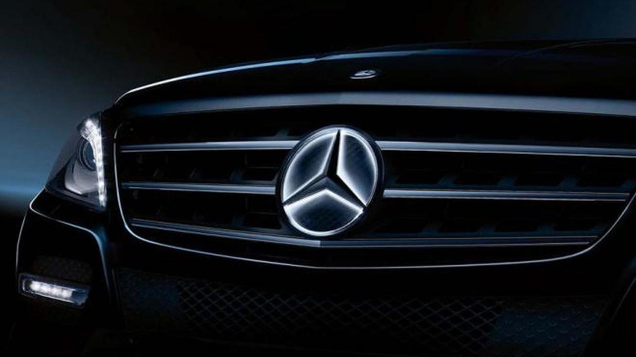 Logotipo del coche autónomo de Mercedes