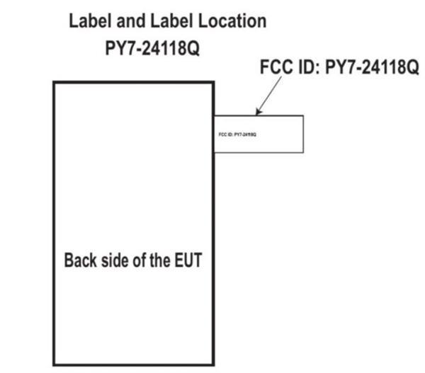 Esquema de diseño del Sony Xperia XZ2 visto en la FCC
