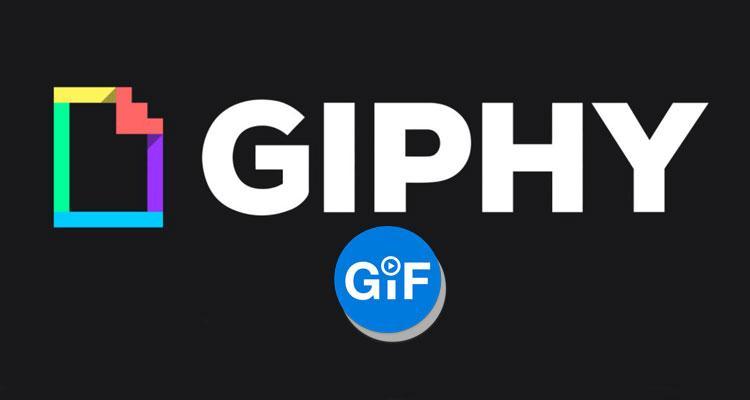 Logotipo Giphy