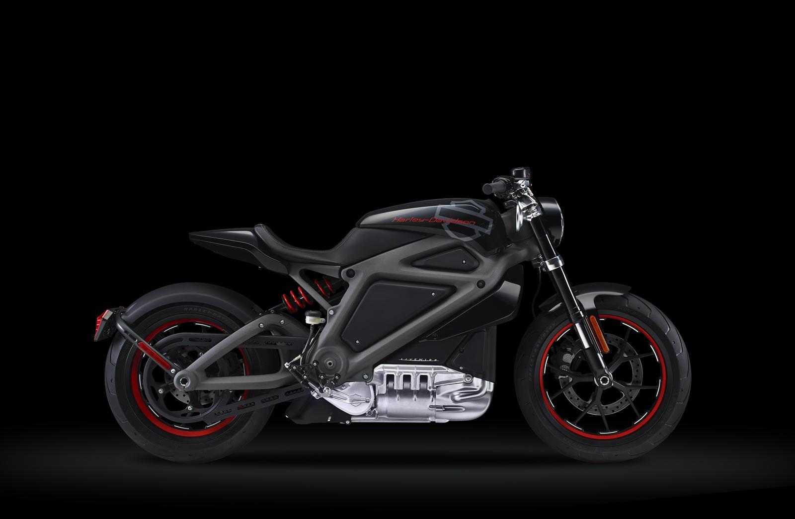 Harley-Davidson electrica