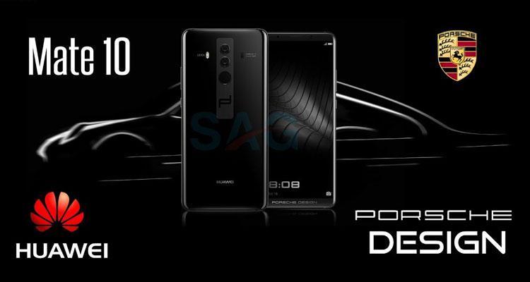 Teléfono Huawei Mate 10 Porsche