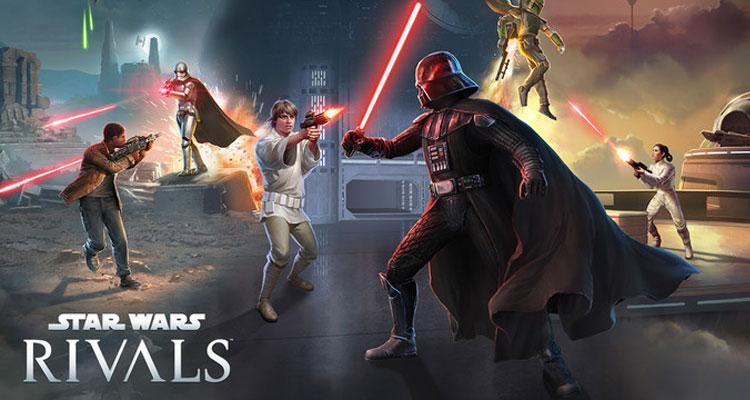 Juego Star Wars: Rivals