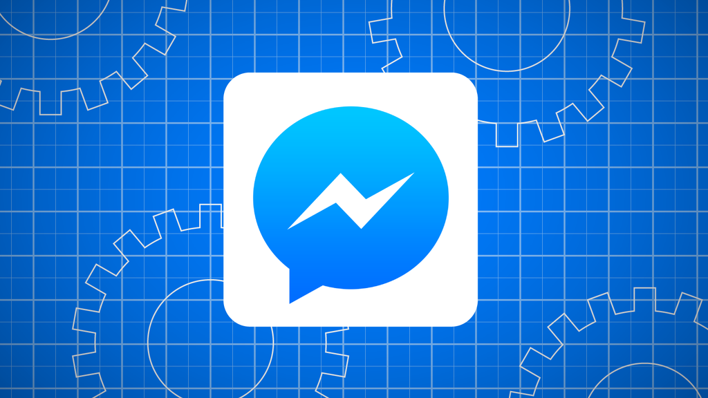Logotipo de Facebook Messenger
