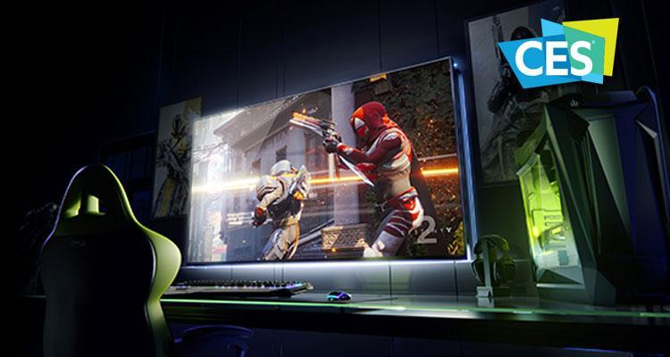 Novedades Nvidia CES 2018