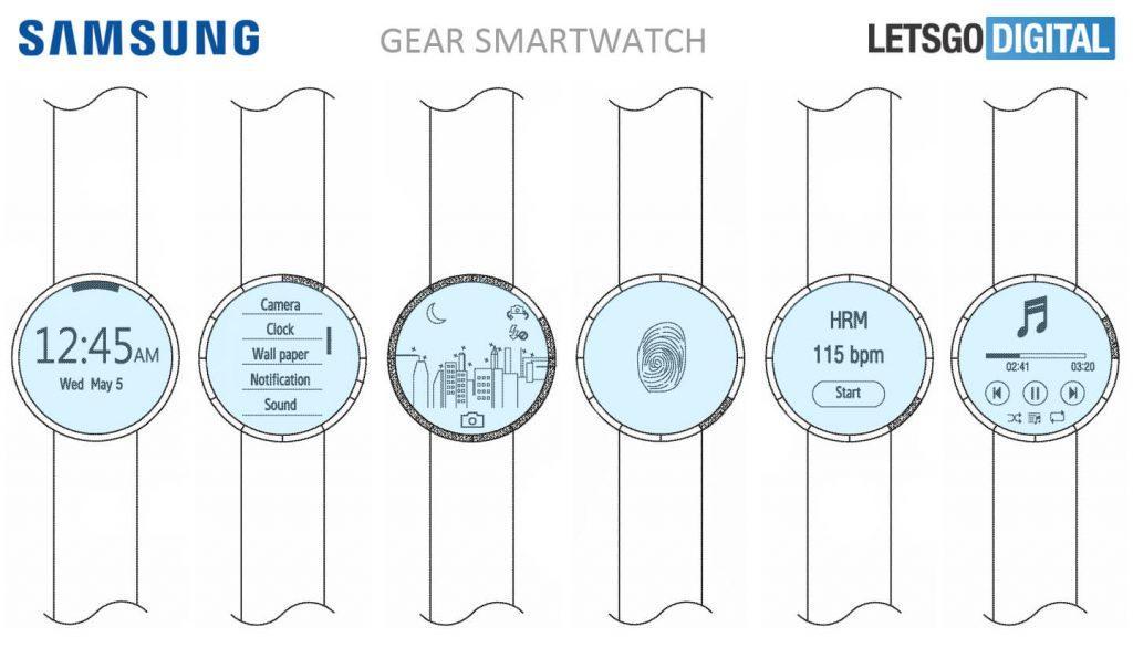 Funcionalidades del Samsung Gear S4