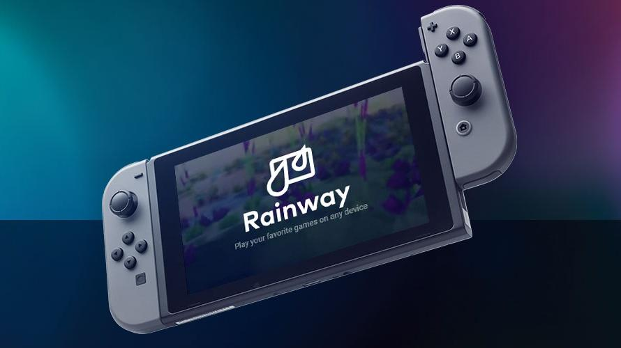 Rainway en Nintendo Switch