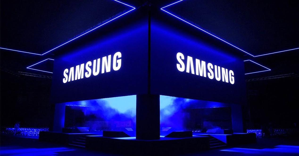 logo Samsung en CES