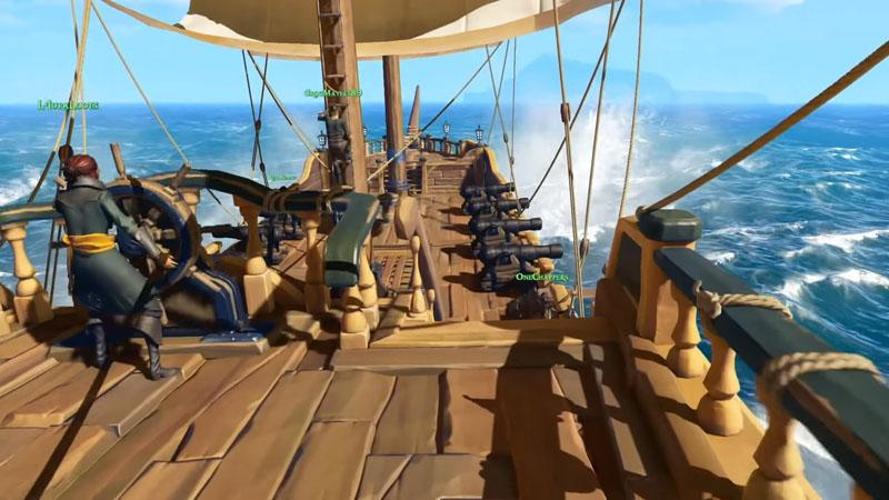 Juego Sea of Thieves para Xbox