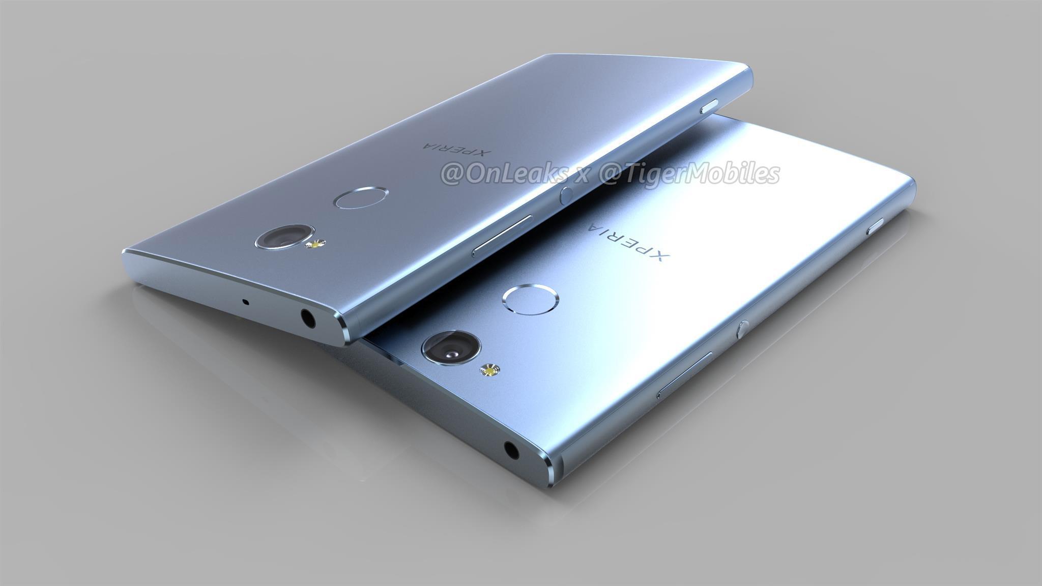 Sony Xperia XA2 Sony Xperia XA2 Ultra (3)