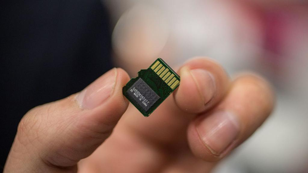Uso de tarjeta microSD