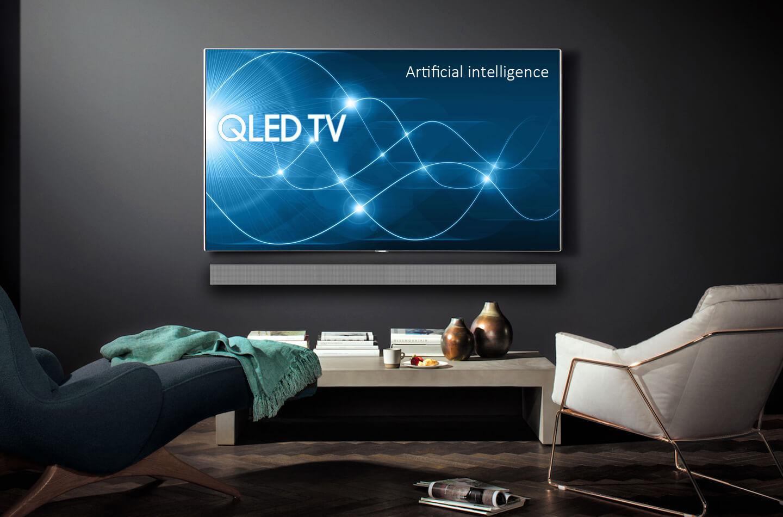 televisor 8K de Samsung