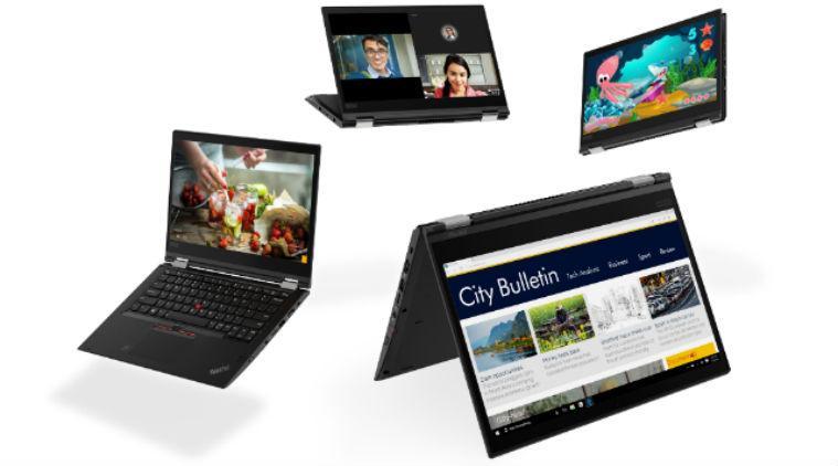 Lenovo Miix en el CES 2018