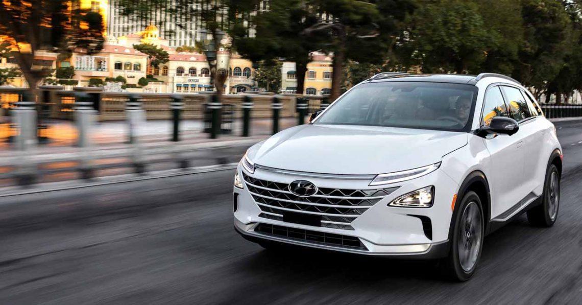 Coche Hyundai Nexo