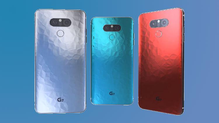 lanzamiento del LG G7