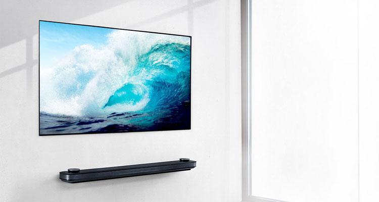 televisión LG OLED65E8