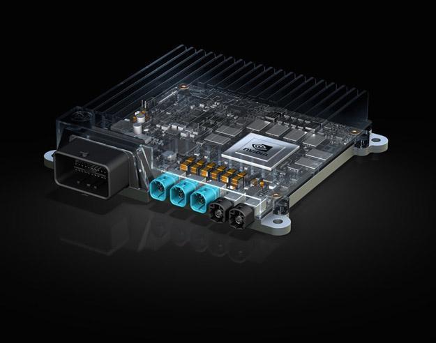 Procesador Nvidia Drive Xiavier