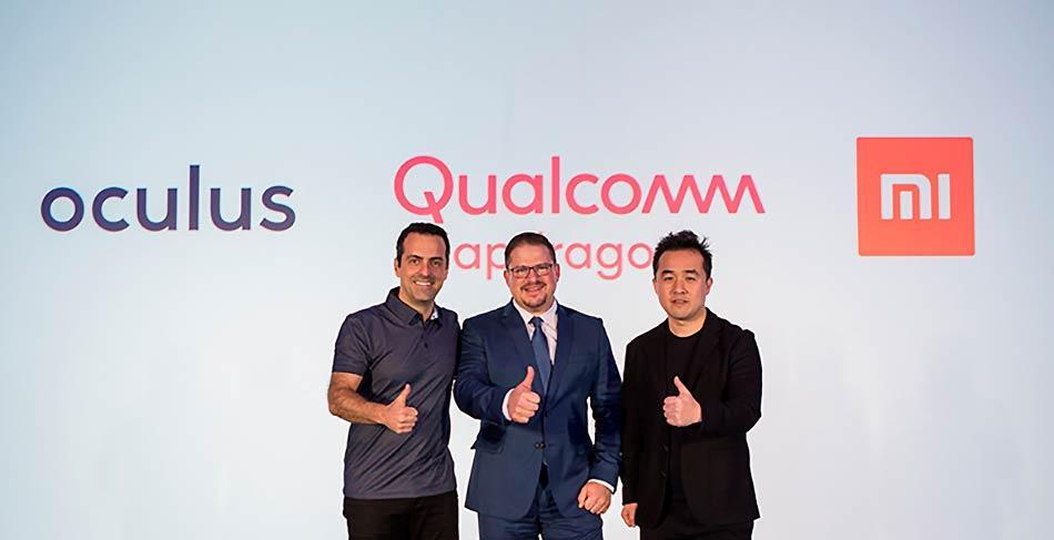 Hugo Brra presentación Qualcomm CES 2018