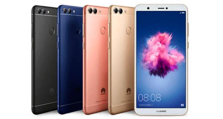 Características del Huawei P Smart