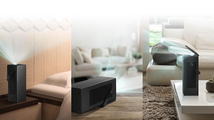 proyector 4K de LG
