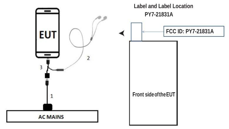 Accesorio Sony Xperia XZ Pro en la FCC