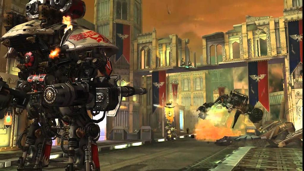 Warhammer 40.000 con 3D Touch