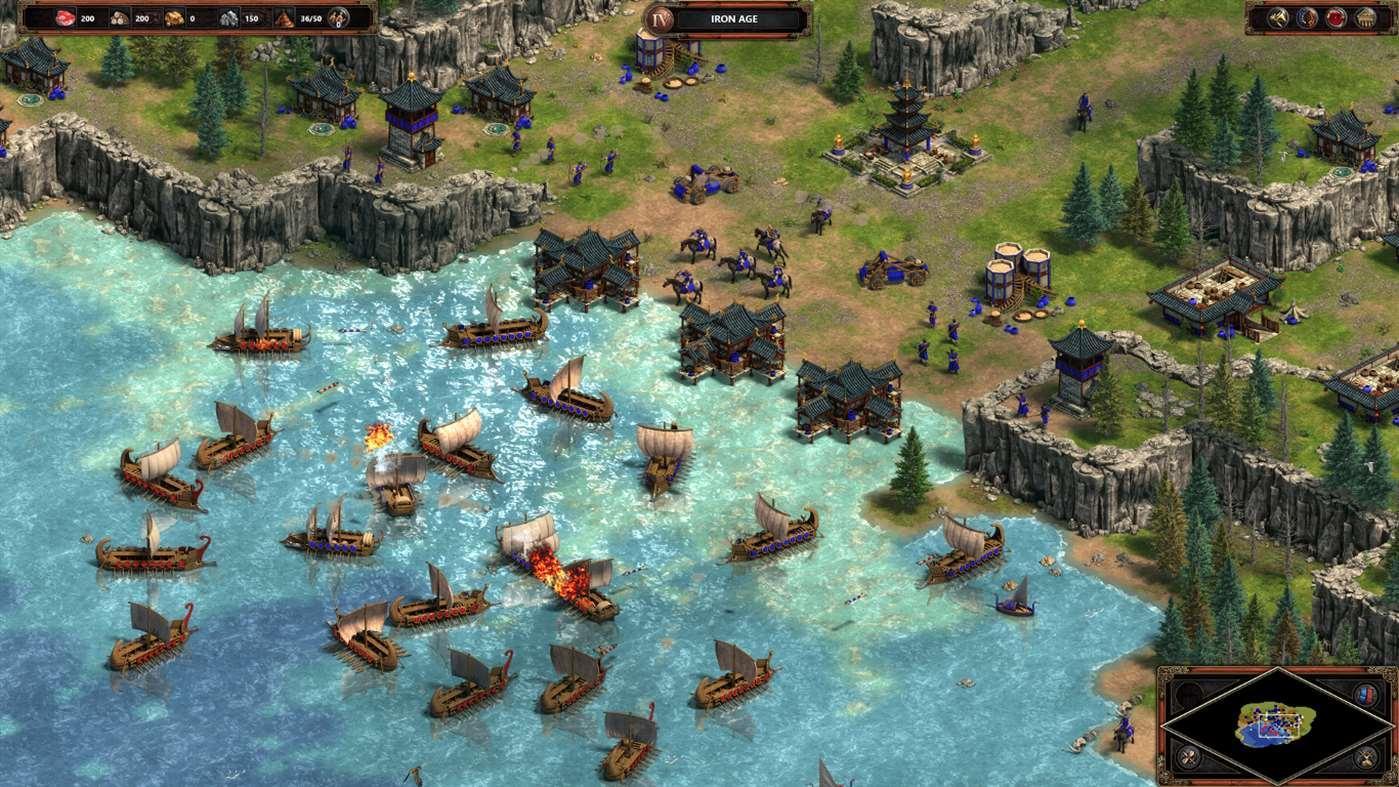Juego Age of Empires Definitive Edition
