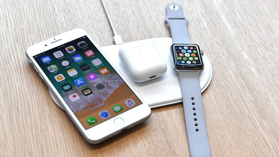 cargador Apple Airpower