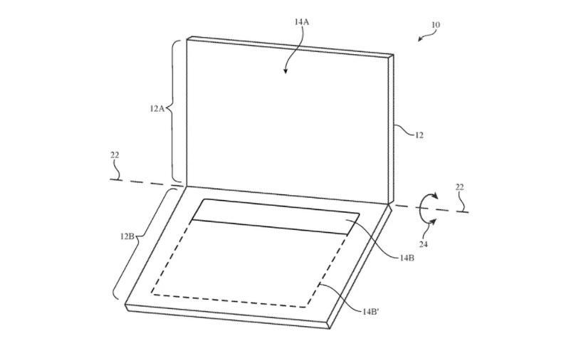 Patente MacBook Pro 2