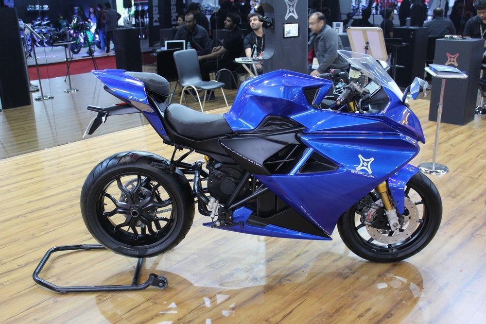 Emflux One Moto Eléctrica (5)