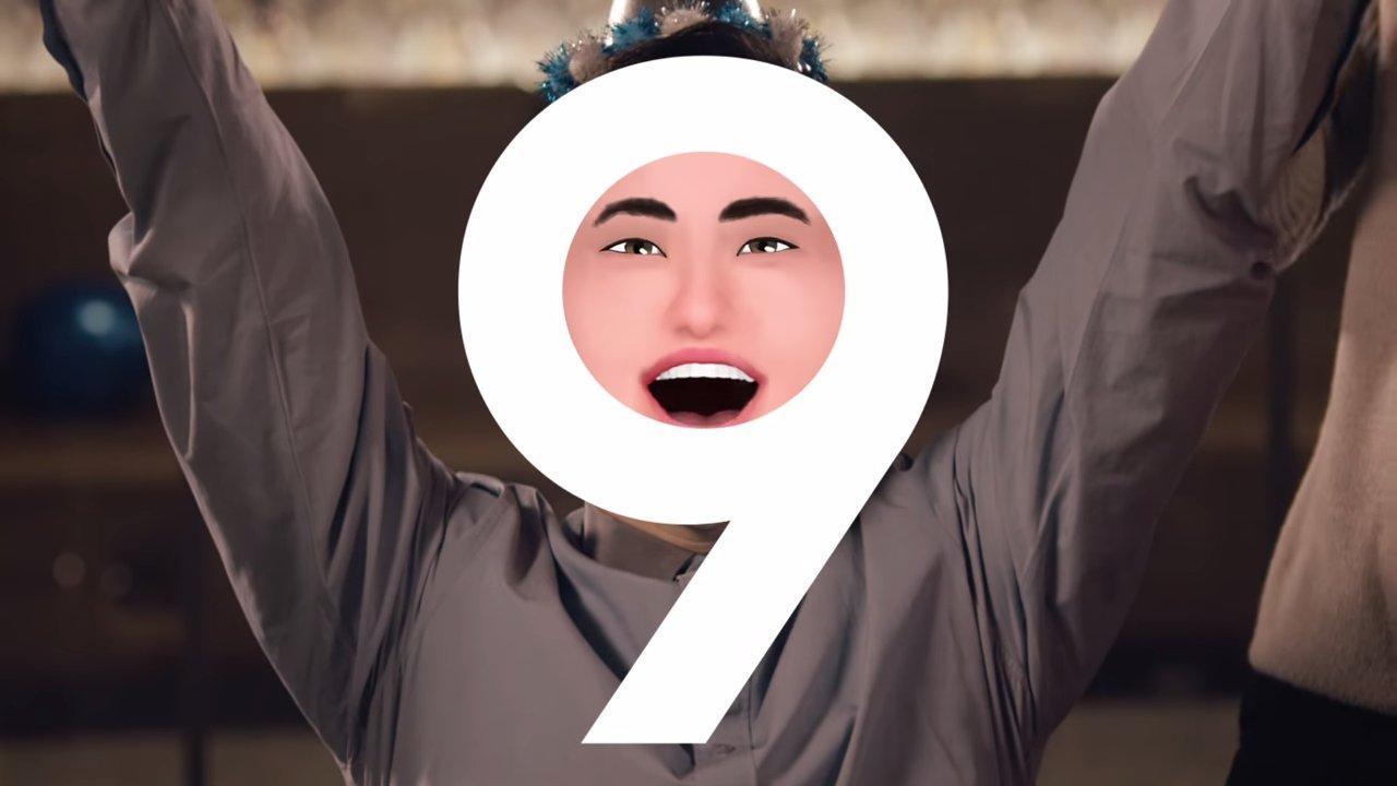 Creación Emoji 3D con el Samsung Galaxy S9