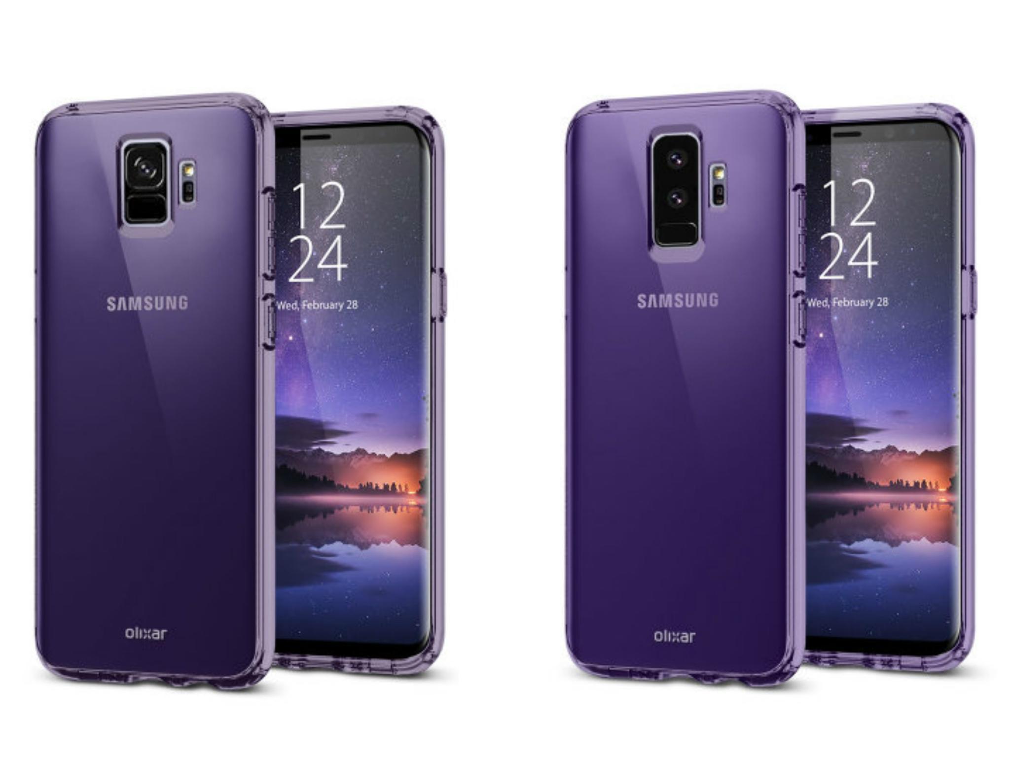 fundas del Samsung Galaxy S9