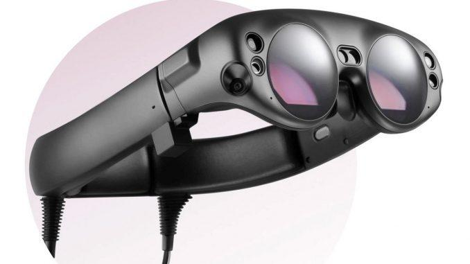 Gafas de realidad mixta de Magic Leap