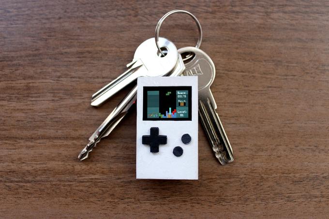 micro Game Boy