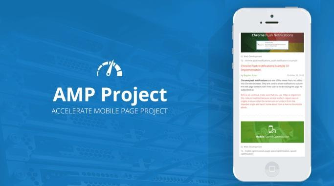 Proyecto AMP de Google