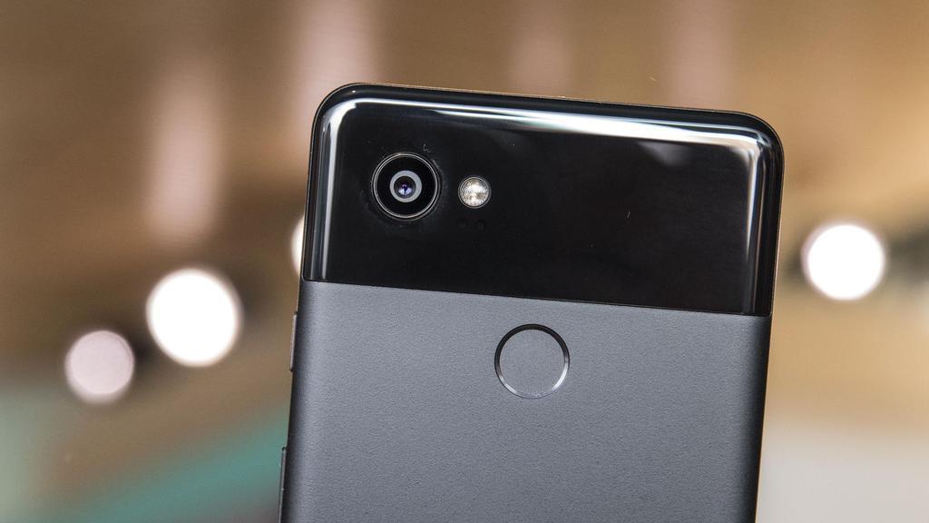 Cámara del Google Pixel 2 XL