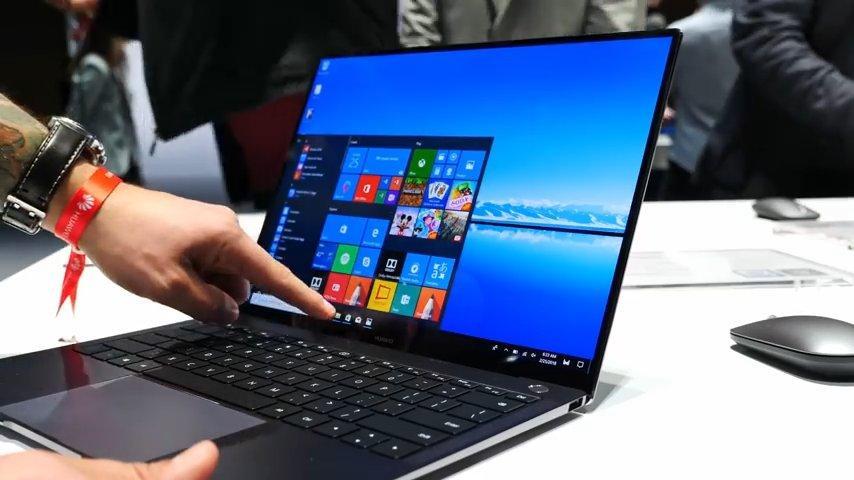 Huawei Notebook X Pro