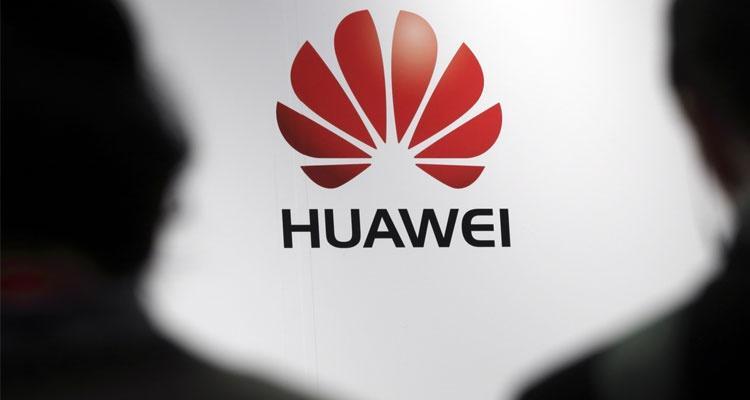 diseño del logo de Huawei p20 Lite