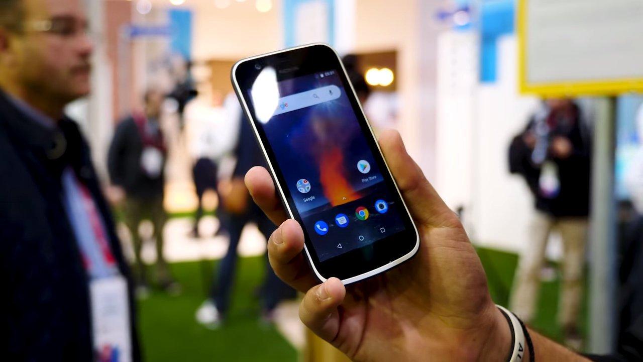 Teléfono Nokia 1