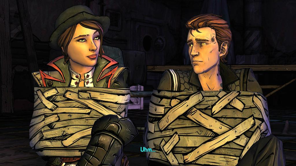 Tales from Borderlands
