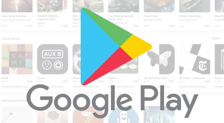 Una gran mejora llega a Play Store: descargas simultaneas de
