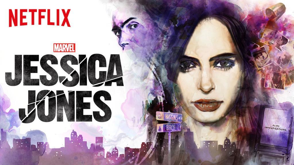 Jessica Jones en Netflix