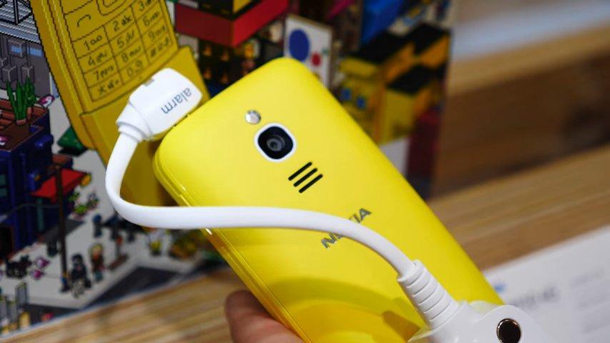 Cámara del Nokia 8110