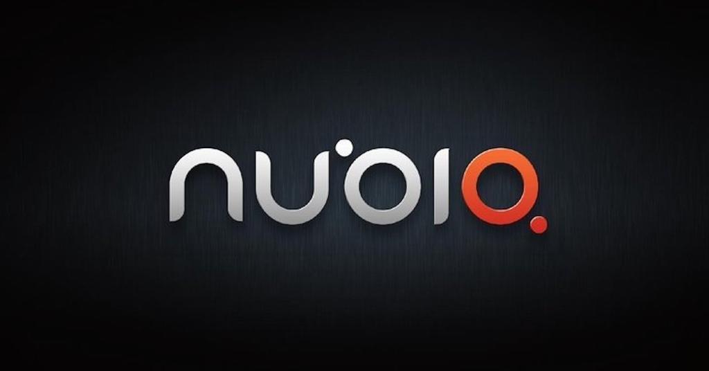 Logo de Nubia