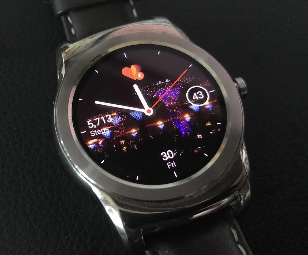 Aplicación Photo Watch 2 (Android Wear 2)